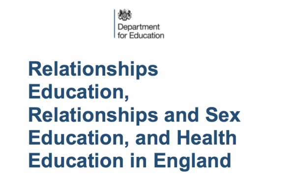 Relationships (and sex) Education and Health Education – Government Consultation
